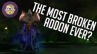 Enemy Grid: The most broken addon For dot classes ever! (World of Warcraft Legion)