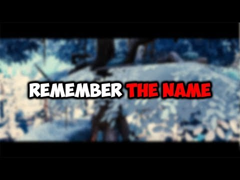 Remember The Name (Monday Montage)