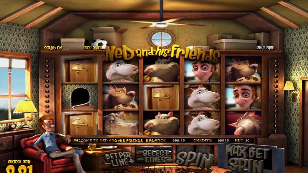 Игровой автомат детский