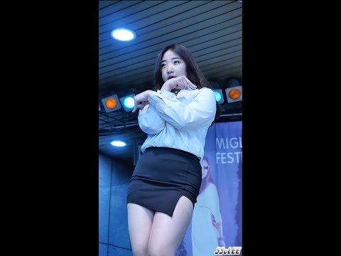 170423 댄스팀 클라썸 (영교, Clawsome) - 빙빙 (AOA) @ 동대문 밀리오레 직캠 By SSoLEE