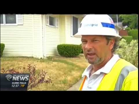 Time Warner Cable News Albany - Troy, NY Gas Pipe Replacement May 27, 2015