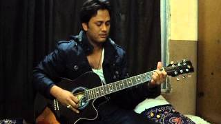 guitar chords of tune mujhe pehachana nahin Raju Chacha song