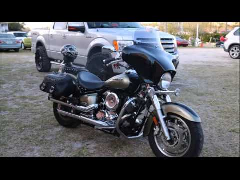 Yamaha V- Star Classic with Tsukayu 6x9 Fairing