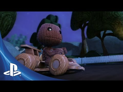 LittleBigPlanet Karting - Wow Trailer - 0 - LittleBigPlanet Karting – Wow Trailer