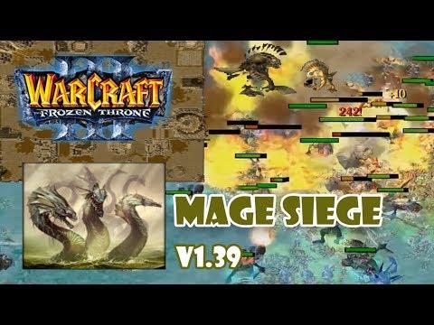 Warcraft 3: Mage Siege V1.39 - Hướng Dẫn Cách Chơi Map Mage Siege | Mad Tigerrr