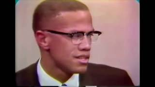 Malcolm X | City Desk (1963)