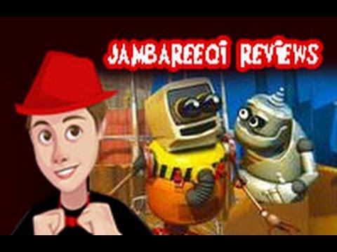 """Jambareeqi Reviews"" - Tiny Robots"