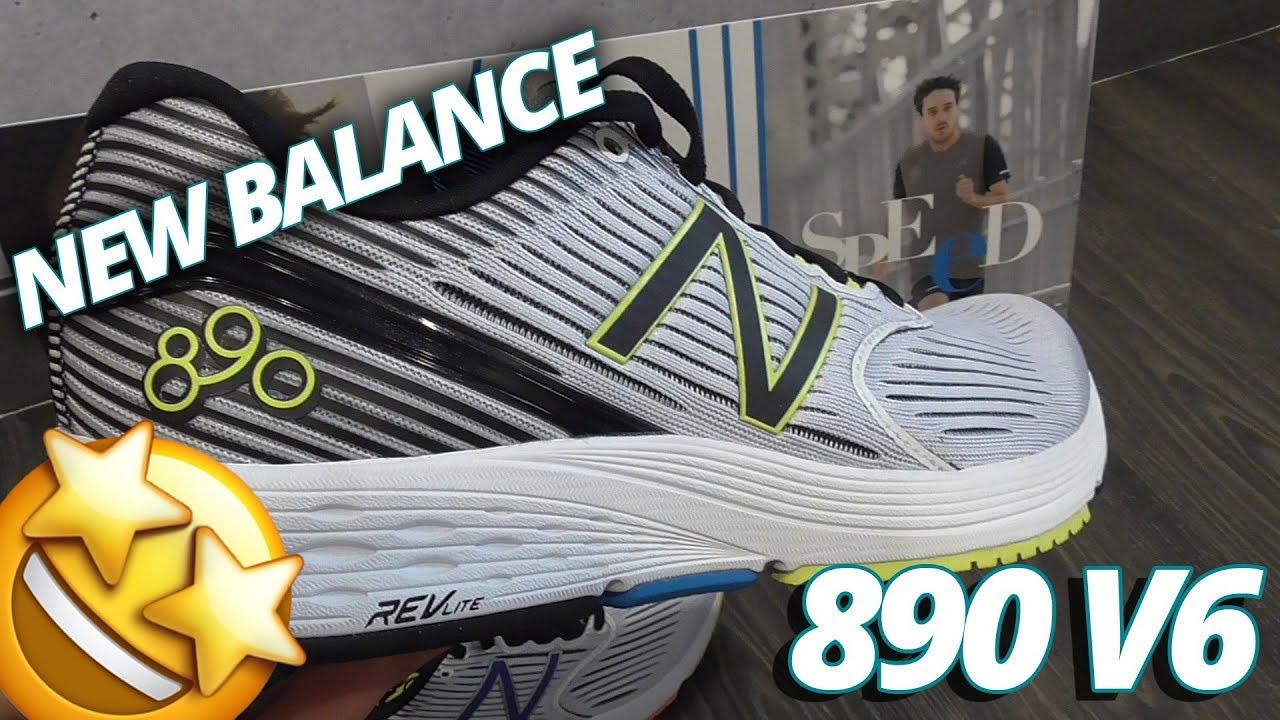 new balance 890 mujer