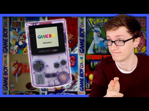 Game Boy Color: It Just Sorta Happened - Scott The Woz