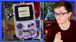 Game Boy Color: It Just Sorta Happened - Scott The Woz