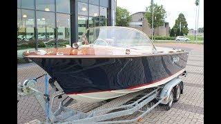 Vega Mistral GT Super Speedboat  1966 -VIDEO- www.ERclassics.com