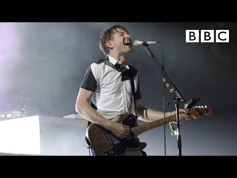 Franz Ferdinand - Take Me Out live at T in the Park 2014