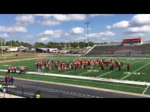 Elgin high school band ECU