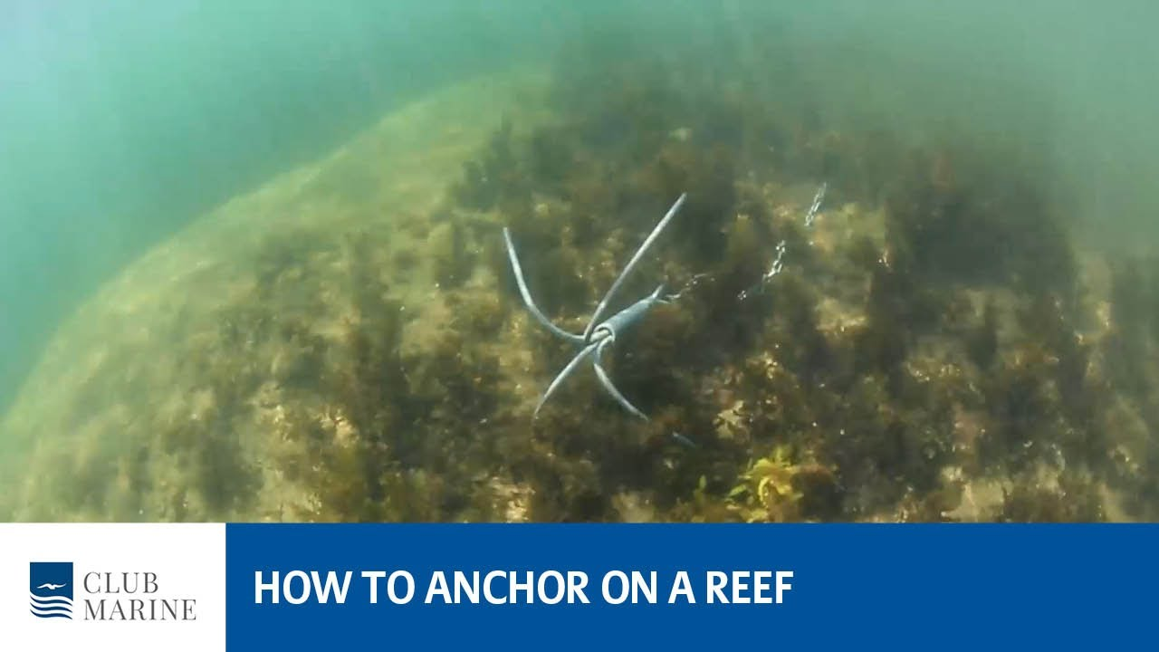 how to make a reef anchor