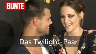 Twilight - Zum ersten Mal zeigt sich dieses Paar wieder zusammen!  - BUNTE TV