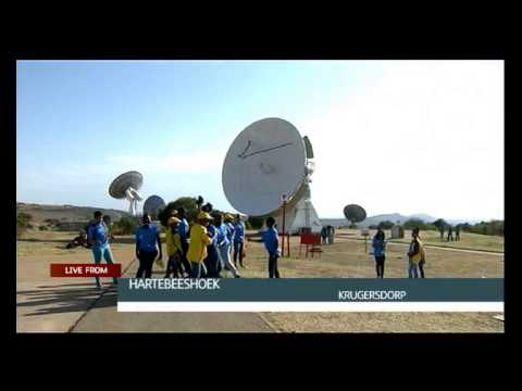 The role of South Africa in Space