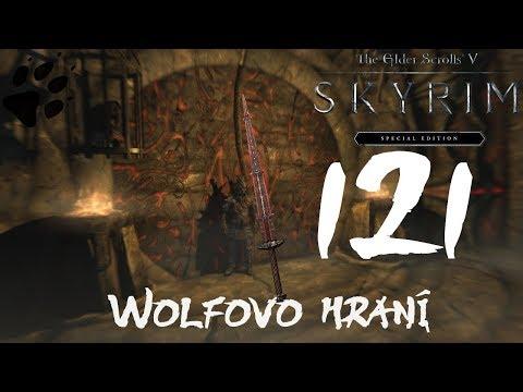 Skyrim Special Edition | 121.díl | Důl Havraní Skála | CZ Lets Play