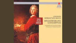 Brandenburg Concerto No. 3 in G Major, BWV 1048: I. (Allegro)