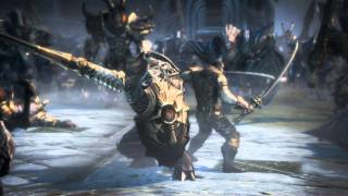 Tera MMO HD video game teaser trailer - PC