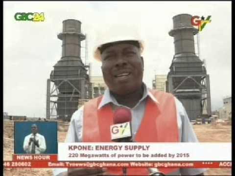 Kpone Energy Supply