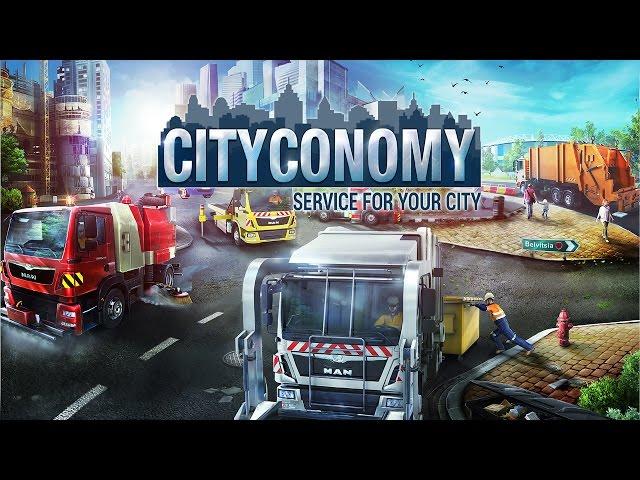 CITYCONOMY: Service for your City (видео)