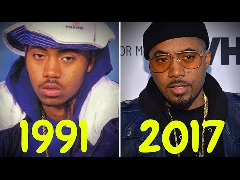 The Evolution of Nas (1991 - 2017) [Part 1 of 2]