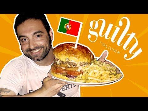 Desafio #29 - Super Guilty, Portugal (2.2kg, ~6000kcal)
