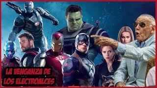 78 Cosas que NO Viste en Avengers ENDGAME PARTE 2 Easter Eggs, Curiosidades y Referencias