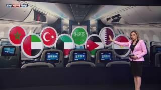 حظر الأجهزة اللوحية على الطائرات المتوجهة من دول شرق أوسطية إلى أميركا