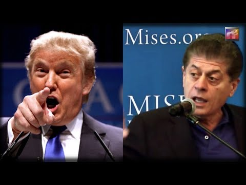 Judge Napolitano Has DESPERATE Message For Trump To Do The ONE Thing He NEEDS TO Do