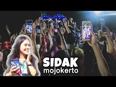SIDAK di MOJOKERTO, Bareng & Bertemu BIDADARI! • #SidakPanggung (Episode 7)