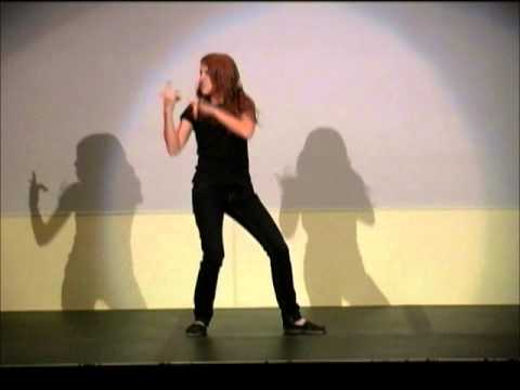 ASL Fusion 2012 - Shelby Mitchusson - Never There