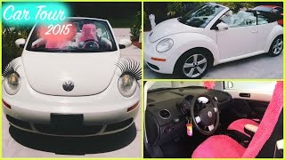 Car Tour 2015 | VW Beetle Convertible (Triple White)