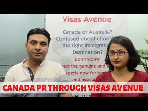 Delhi Client Got Canada PR Through Visas Avenue