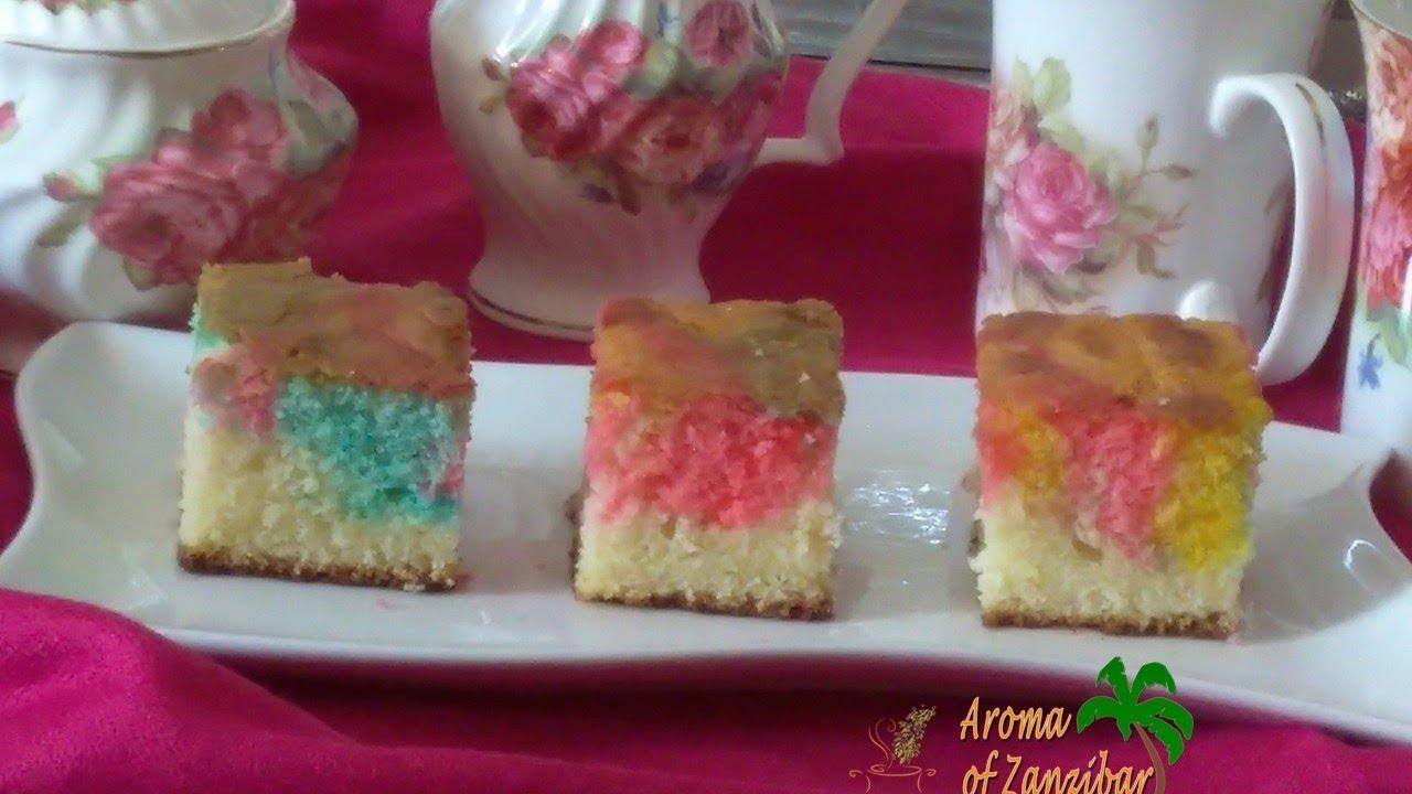 Aroma Vanilla Sponge Cake