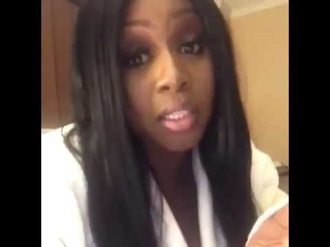 Remy Ma Proves She Was Escorted out of the Arena Before Nicki's Performance