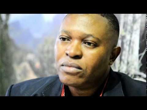 M N Mokoena - MEC of Mpumalanga Provincial Government @ Indaba 2011