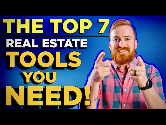 The 7 Tools I Use In My Business To Find Rental Properties, Wholesales, & Flips!