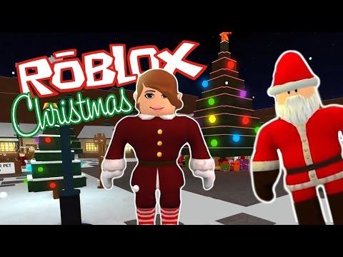 HAPPY LITTLE ELF - Roblox Christmas