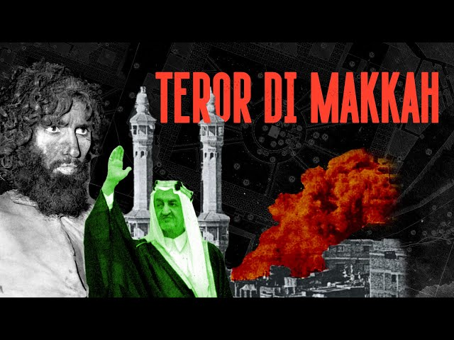 Kapitalisme dan Islam Wahabi | Terror di  Makkah