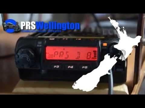 PRS Radio Call Wellington - Christchurch