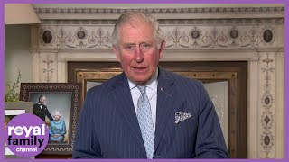Prince Charles Marks 150th Anniversary Of The British Red Cross