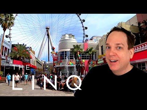 The Linq Las Vegas Restaurants - Where to Eat NOW!