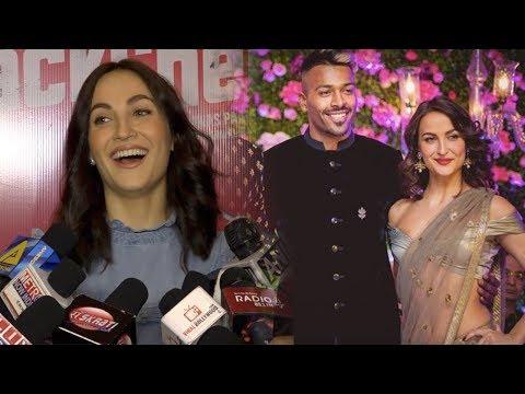 Elli Avram Finally Speaks Up On Her Relationship With Cricketer Hardik Pandya
