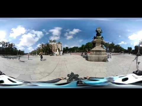 Barcelona en 360°