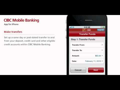 CIBC Mobile Banking® App