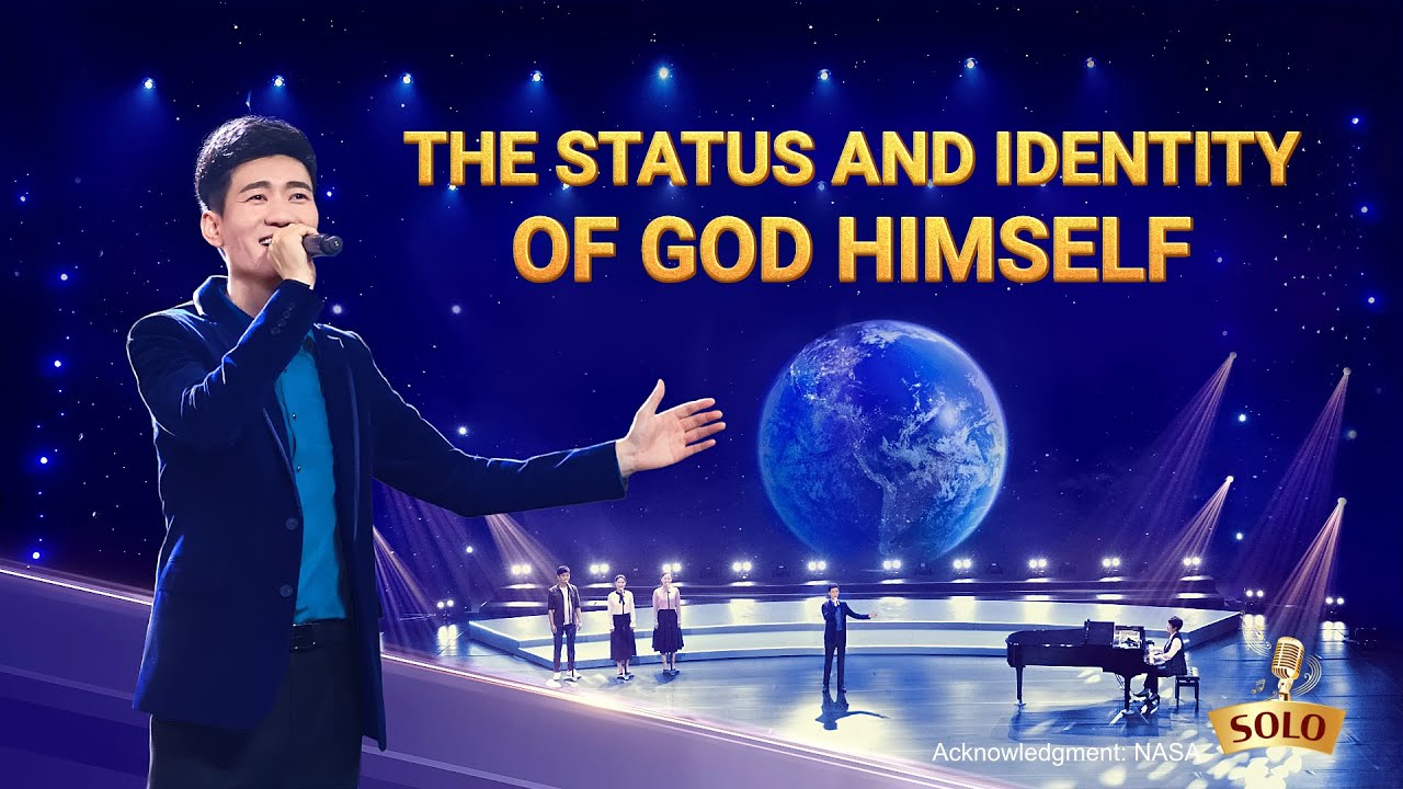"""Praise Song   """"The Status and Identity of God Himself"""""""