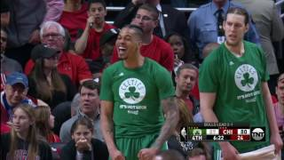Boston Celtics vs Chicago Bulls - April 23, 2017