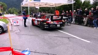 Rallye du mont blanc 2015