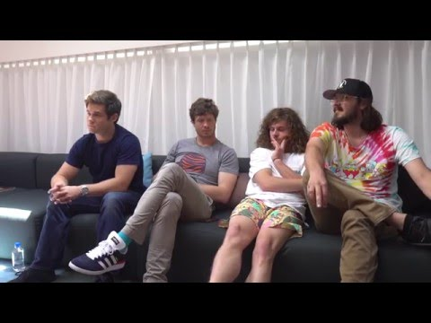 Workaholics Interview - The Music